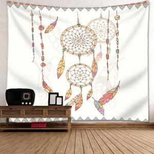 Wall Art Dreamcatcher Pattern Tapestry -