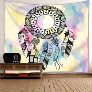 Wall Decor Dreamcatcher Print Tapestry -