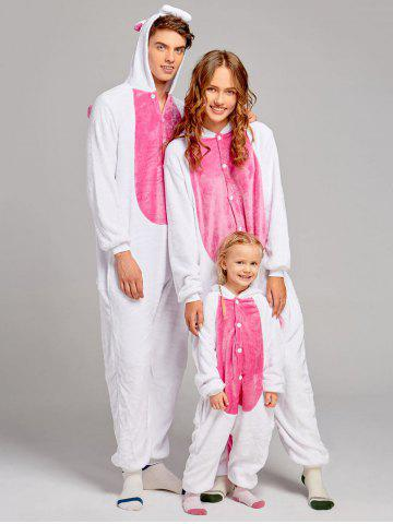 Online Cute Unicorn Animal Family Onesie Pajamas