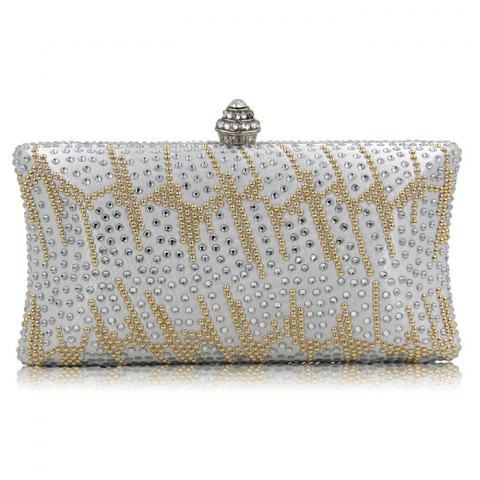 Outfit Rhinestone Embellishing Evening Bag