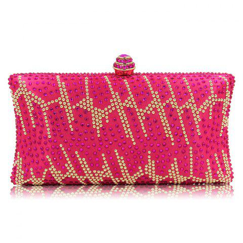 Affordable Rhinestone Embellishing Evening Bag