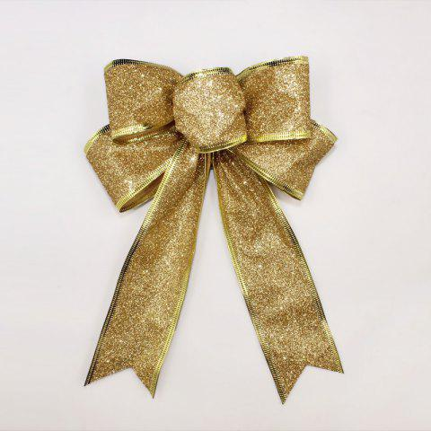Store Christmas Decorations Bowknot