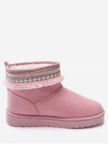 Cheap Low Heel Snow Boots