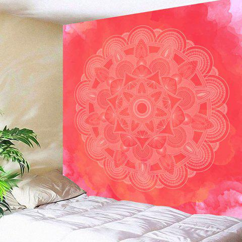 Cheap Wall Art Mandala Flower Print Tapestry