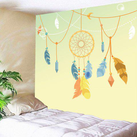 Hot Wall Decor Dreamcatcher Pattern Tapestry