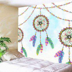 Wall Art Dreamcatcher tapisserie imprimée -