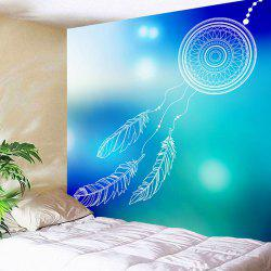 Wall Decor Dreamcatcher Pattern Decorative Tapestry -