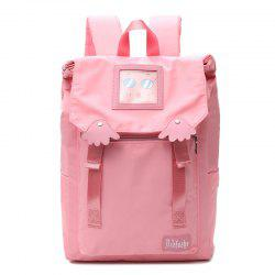 Palm Cartoon Letter Backpack -