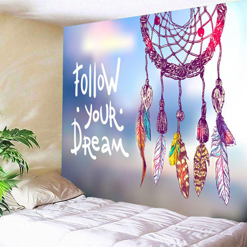 Sale Wall Art Dreamcatcher Letter Print Tapestry