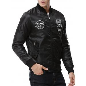 Patch Pilot Zip Up Veste pilote -