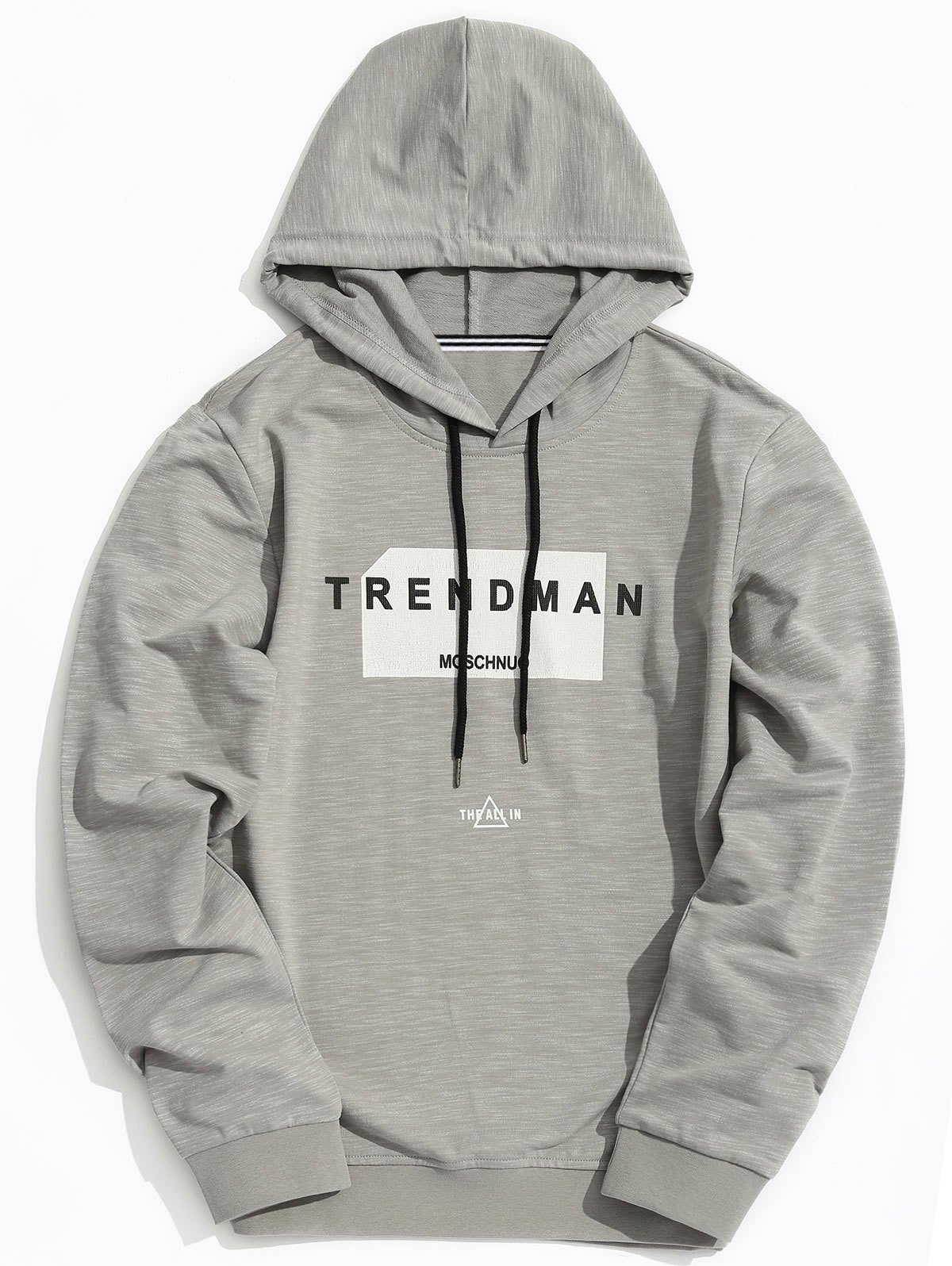 Fancy Trendman Graphic Mens Hoodie