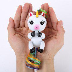 Advanced Edition Smart Record Chargeable Unicorn Shape Finger Toy -