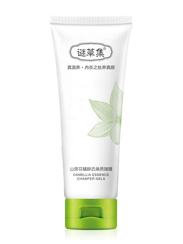 Store Camellia Facial and Body Exfoliating Peeling Gel