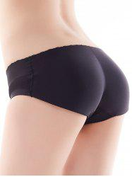 Midi Rise Padded Panties -