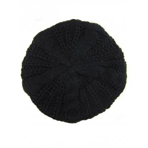 Outdoor Crochet Knitted Slouchy Beanie Hat -