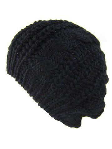 Best Outdoor Crochet Knitted Slouchy Beanie Hat
