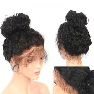Long Free Part Fluffy Natural Wavy Synthetic Lace Front Wig -