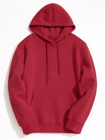Shop Fleece Lining Mens Hoodie