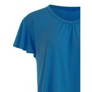 Plus Size Simple T-shirt -