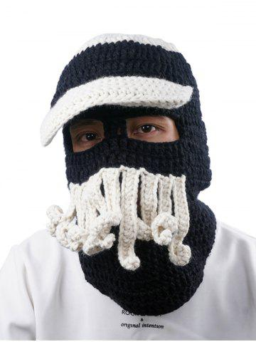 Store Outdoor Beard Decoration Crochet Knitted Beanie
