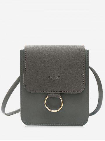 Affordable Small Crossbody Bag with Metal Hoop