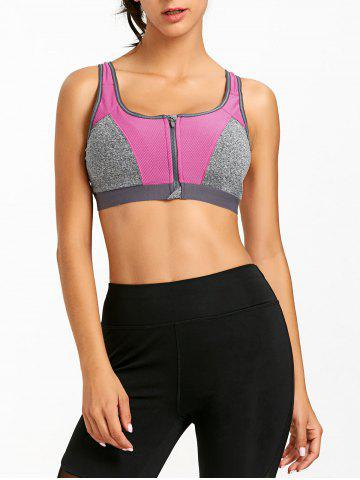 Sports - Color Block - Soutien-gorge dos nageur