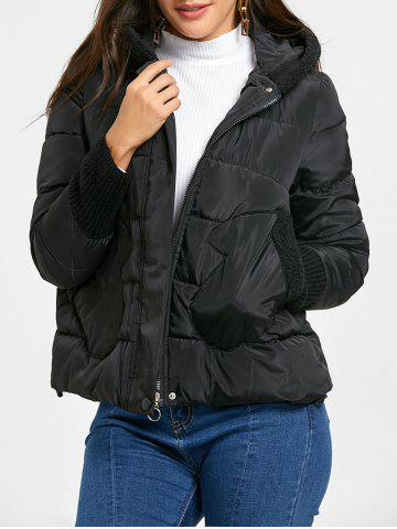 Shop Hooded Puffer Jacket