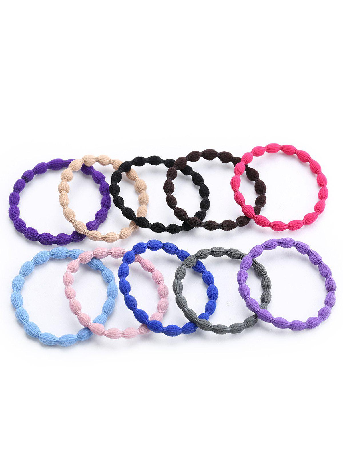 Unique Simple Elastic Hair Band Set