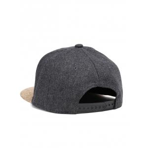 Outdoor Hip Hop Style Flat Brim Baseball Hat -