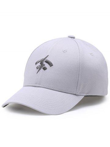 Chic Funny Lightning Wifi Pattern Decoration Adjustable Baseball Hat