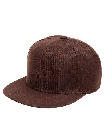 Discount Outdoor Line Embroidered Flat Brim Baseball Hat