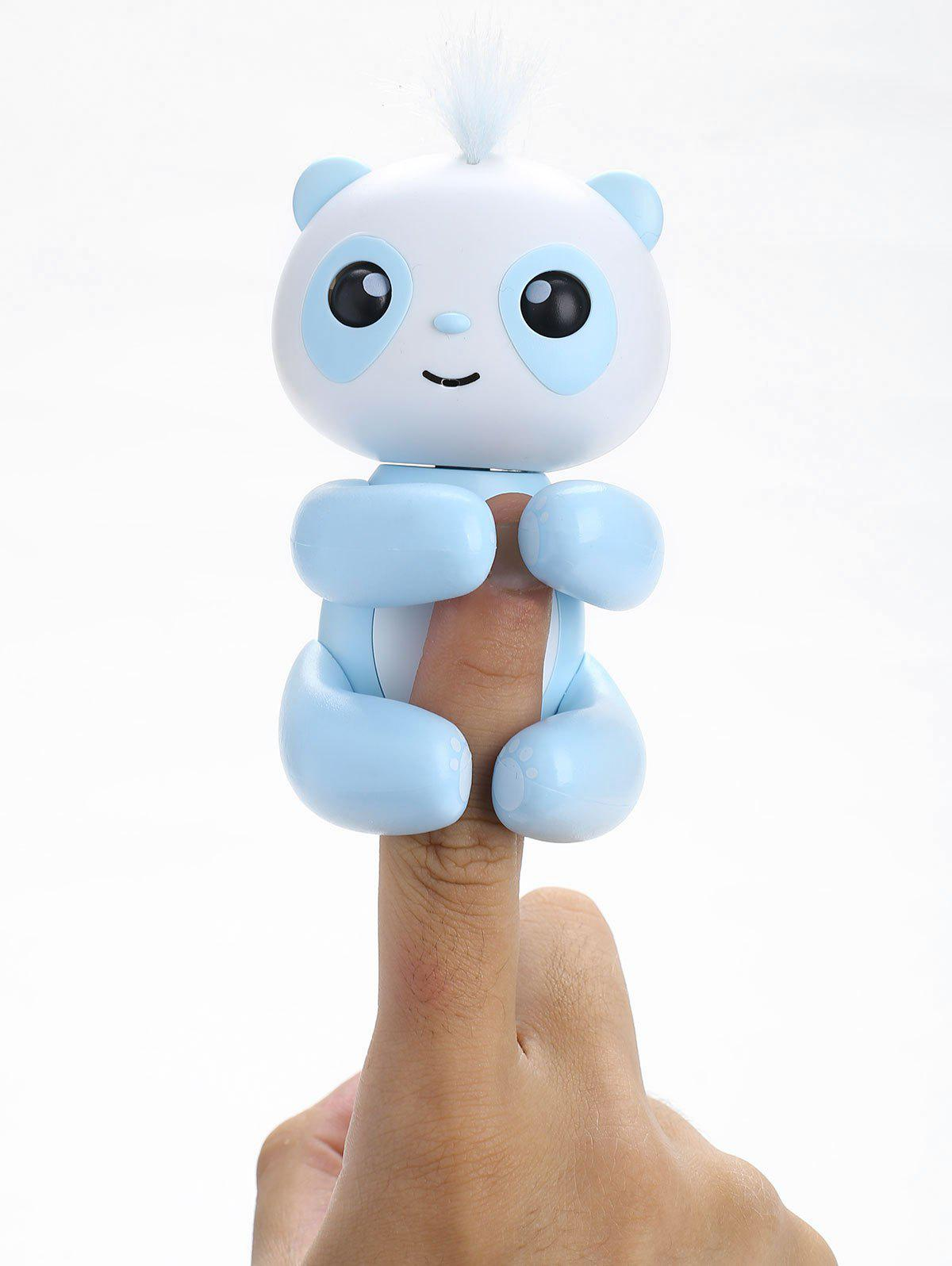 Trendy Smart Sensor Mini Interactive Baby Panda Finger Toy