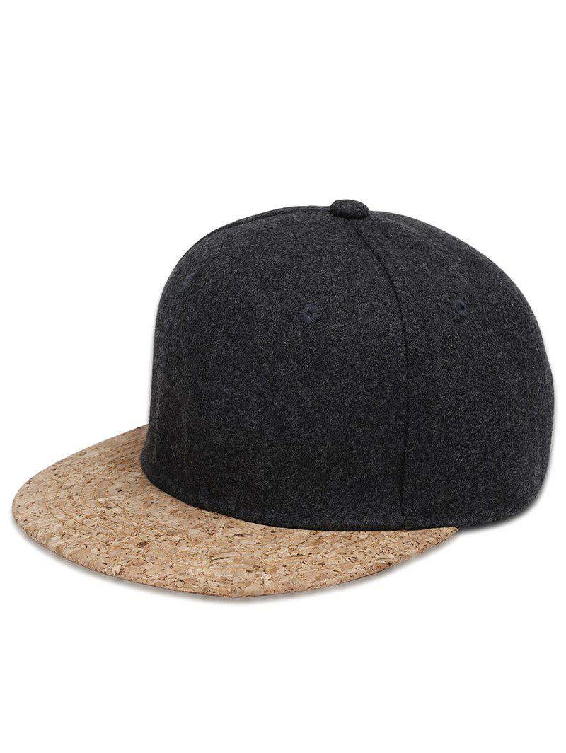 Fancy Outdoor Hip Hop Style Flat Brim Baseball Hat