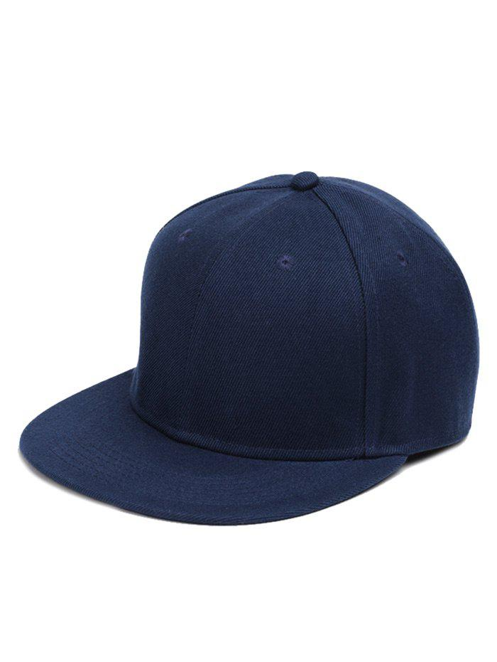 Cheap Outdoor Line Embroidered Flat Brim Baseball Hat