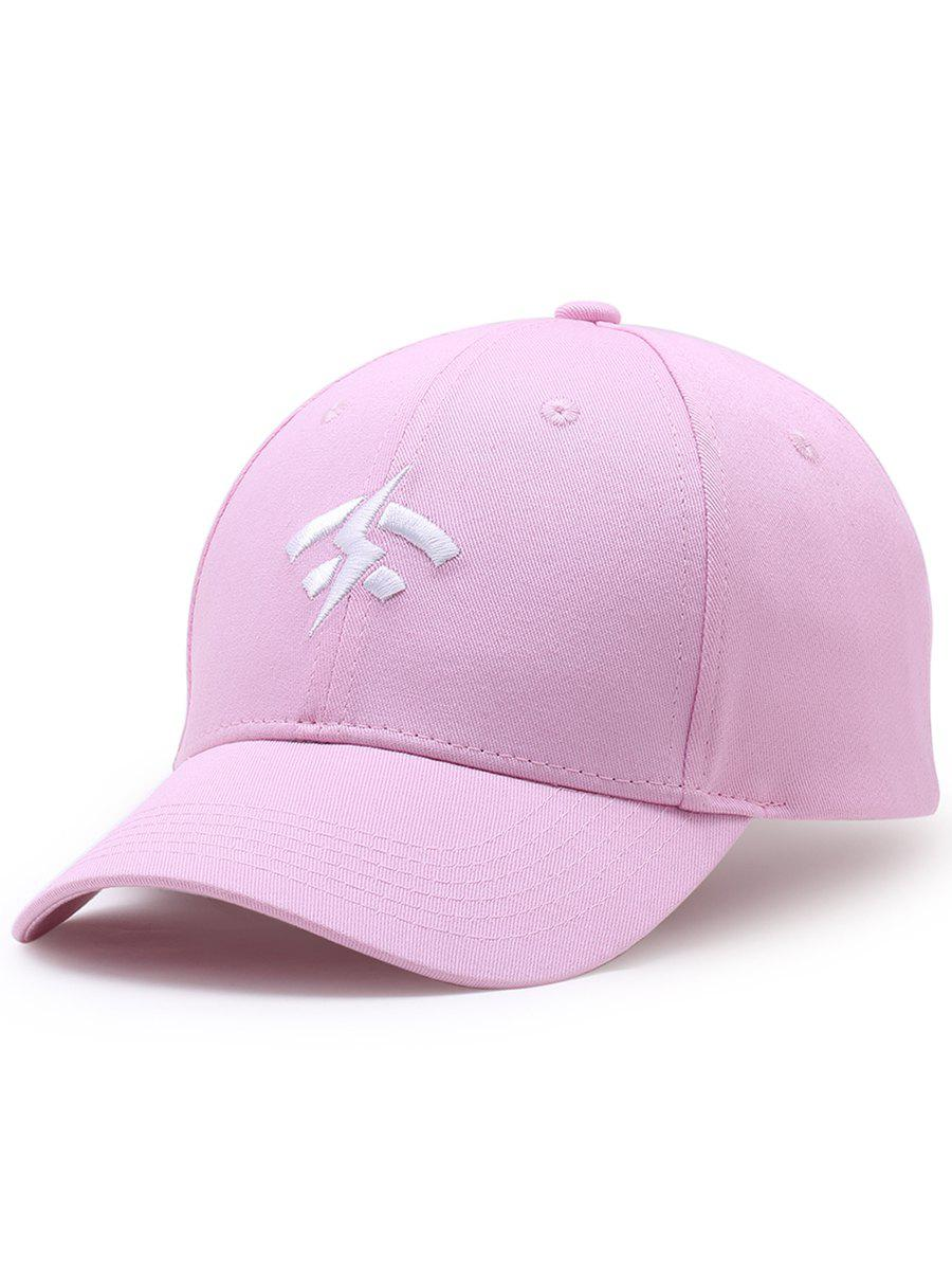 Fancy Funny Lightning Wifi Pattern Decoration Adjustable Baseball Hat