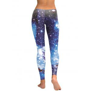 Galaxy Starry Sky Leggings -