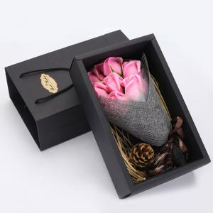 Handmade Soap Artificial Roses Valentine's Day Gift -