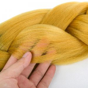 Long Two Tone X-pression Braid Synthetic Wig -
