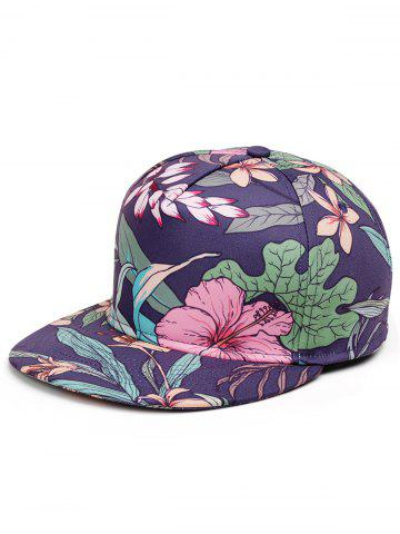 New Outdoor Lotus Pattern Embellished Adjustable Baseball Hat