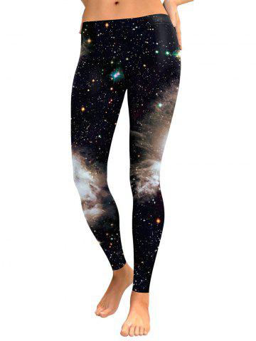 Fancy Starry Sky Leggings