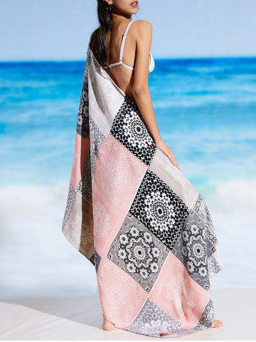 Store Ethnic Rectangle Tribal Print Beach Throw