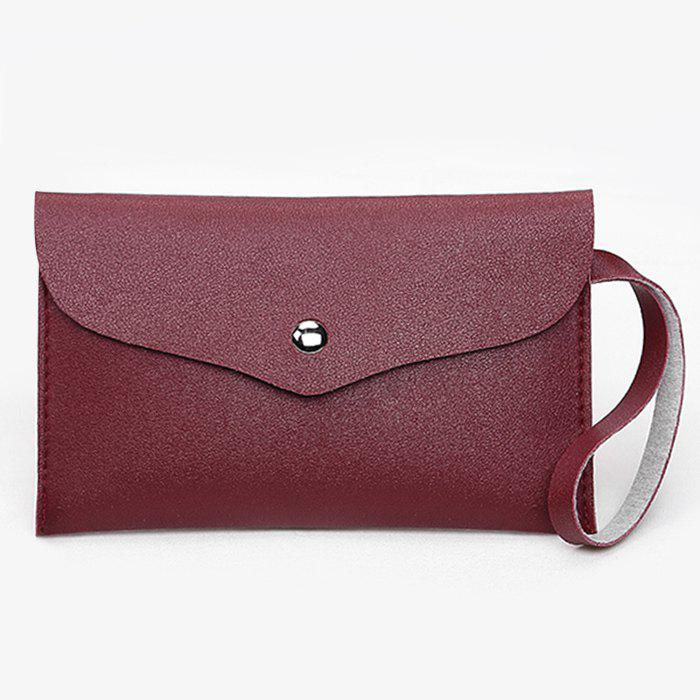 Fashion PU Leather Clutch Bag