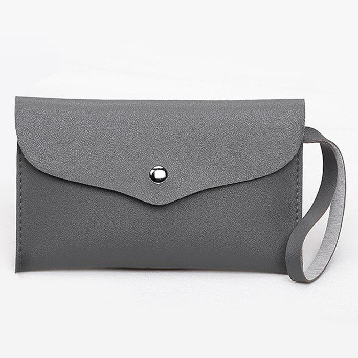 Latest PU Leather Clutch Bag