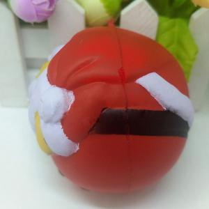 Ugly Simulation Santa Claus Christmas Slow Rising Squishy Toy -