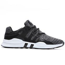 Breathable Tie Up Sneakers -