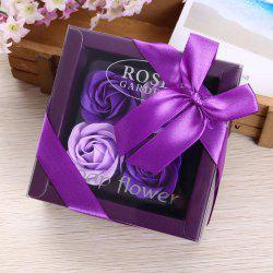 Valentine's Day Gift Soap Rose Flower In A Box -