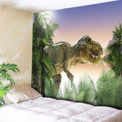 Wall Hanging Dinosaurs Print Tapestry -