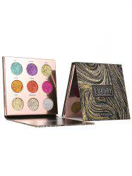 Professional Natural Colors Long Lasting Eyeshadow Palette -