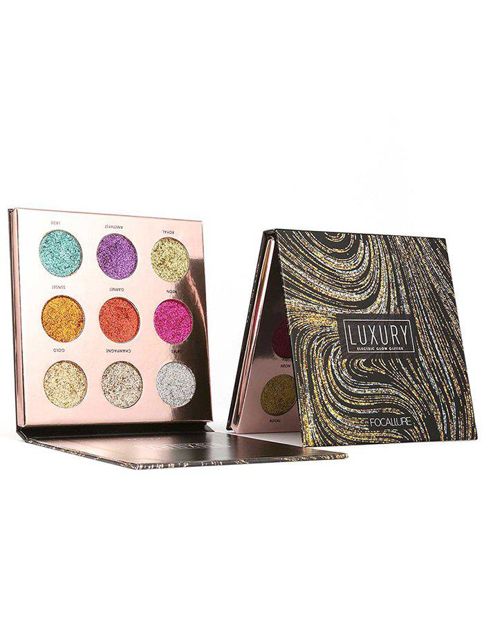 Discount Professional Natural Colors Long Lasting Eyeshadow Palette