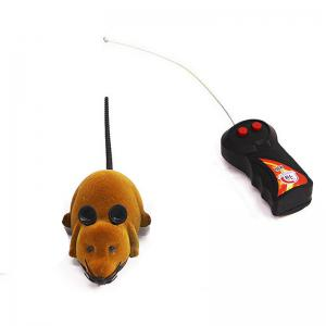 Wireless Remote Control Simulation Tricky Plush Mouse -